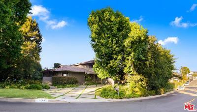 Single Family Home For Sale: 1374 Stradella Road