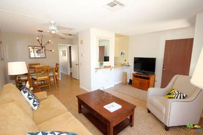 Palm Springs Condo/Townhouse For Sale: 471 South Calle El Segundo #C14