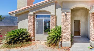 Desert Hot Springs Single Family Home For Sale: 9123 Calle Barranca
