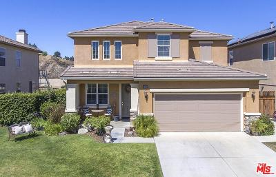 Saugus Single Family Home For Sale: 28361 Stansfield Lane