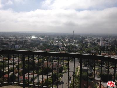 Condo/Townhouse For Sale: 10750 Wilshire #1103