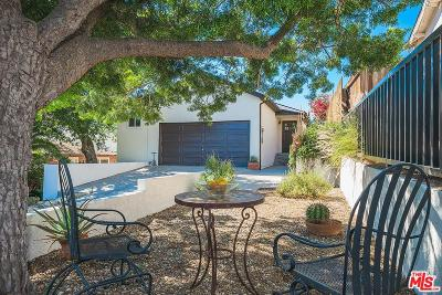 Los Angeles Single Family Home For Sale: 6217 Hillandale Drive