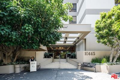 Condo/Townhouse For Sale: 10445 Wilshire Boulevard #406