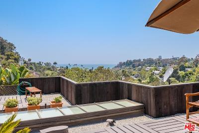 Santa Monica Single Family Home For Sale: 454 Entrada Drive