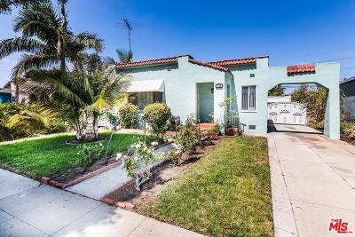 Inglewood Single Family Home For Sale: 1139 Rosewood Avenue