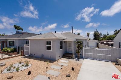 Single Family Home For Sale: 12222 Greene Avenue