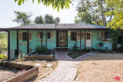 Single Family Home For Sale: 4056 Cartwright Avenue