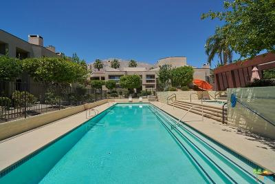 Palm Springs CA Condo/Townhouse For Sale: $260,000