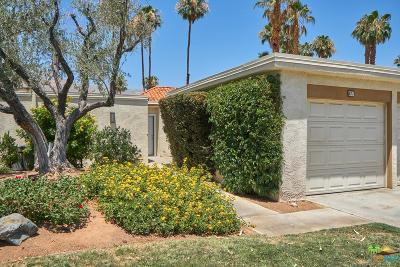 Palm Springs CA Condo/Townhouse For Sale: $269,000