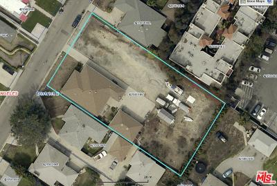 Culver City Residential Lots & Land Sold: 11232 Greenlawn Avenue