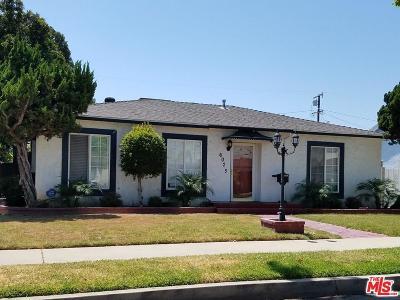 Long Beach Single Family Home For Sale: 6025 Cerritos Avenue