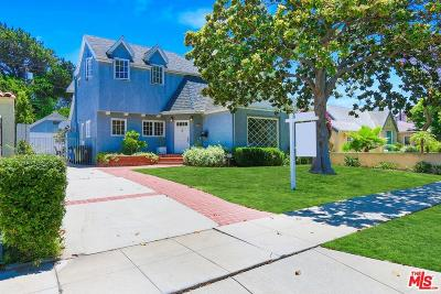Cheviot Hills/Rancho Park (C08) Single Family Home For Sale: 10546 Butterfield Road