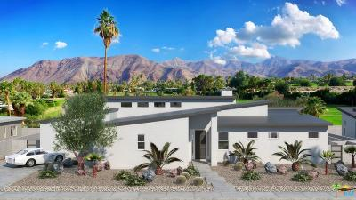 Palm Springs CA Single Family Home For Sale: $1,495,000