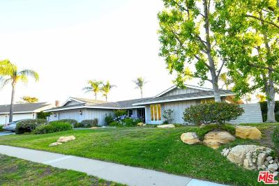 Thousand Oaks Single Family Home For Sale: 1159 Woodridge Avenue