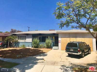 Santa Monica Single Family Home For Sale: 2629 South 31st Street