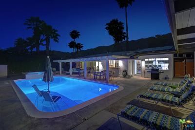 Palm Springs CA Single Family Home For Sale: $999,876