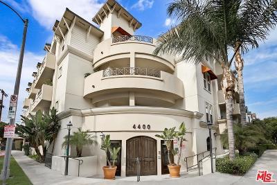 Toluca Lake Condo/Townhouse For Sale: 4400 Cartwright Avenue #303