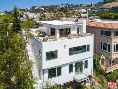 Sunset Strip - Hollywood Hills West (C03) Single Family Home For Sale: 1610 Viewmont Drive