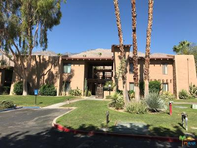 Palm Springs CA Condo/Townhouse For Sale: $152,000