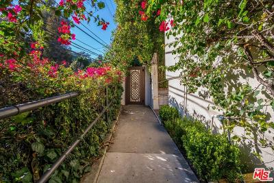 Single Family Home For Sale: 1526 North Beverly Glen