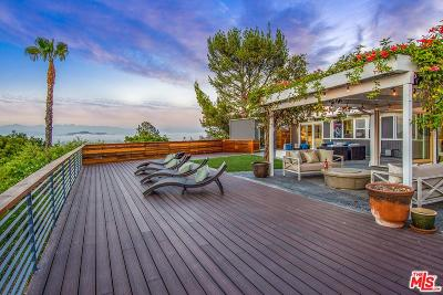 Los Angeles County Single Family Home For Sale: 2143 Ridgemont Drive
