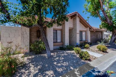 Palm Springs Condo/Townhouse For Sale: 2355 South Gene Autry Trails #F