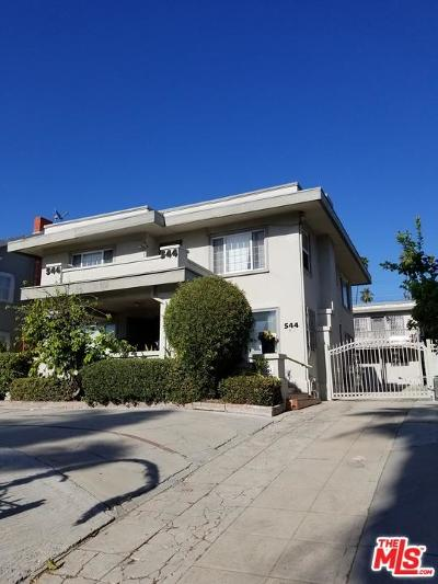 Residential Income For Sale: 544 South Wilton Place