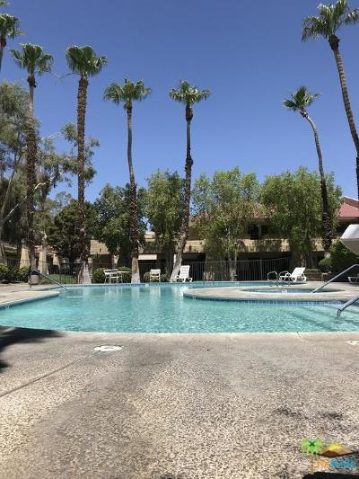 Palm Springs CA Condo/Townhouse For Sale: $106,990