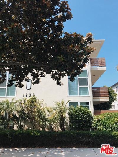 Santa Monica Rental For Rent: 1236 9th Street #10