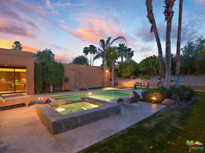 Palm Desert Single Family Home For Sale: 72691 West Spyglass Lane