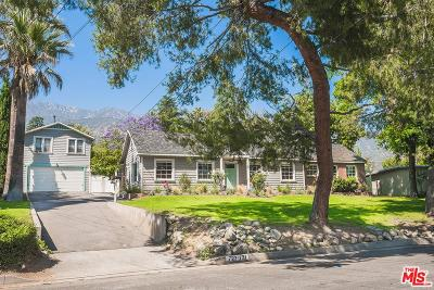 Los Angeles County Single Family Home For Sale: 727 East Poppyfields Drive
