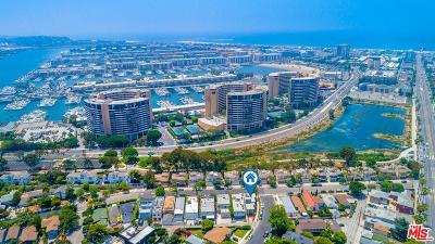 Marina Del Rey Single Family Home For Sale: 731 Oxford Avenue