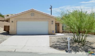 Desert Hot Springs Single Family Home For Sale: 12990 Beech Avenue