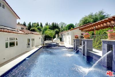 Los Angeles County Single Family Home For Sale: 4955 Los Feliz