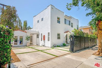 West Hollywood Single Family Home For Sale: 7614 Willoughby Avenue