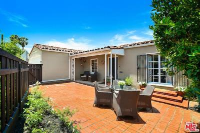 Single Family Home For Sale: 2489 Lanterman Terrace