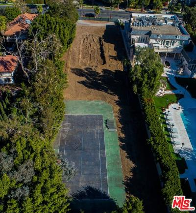 Beverly Hills Residential Lots & Land Sold: 615 North Canon Drive