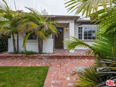 Venice Single Family Home For Sale: 2915 Stanford Avenue