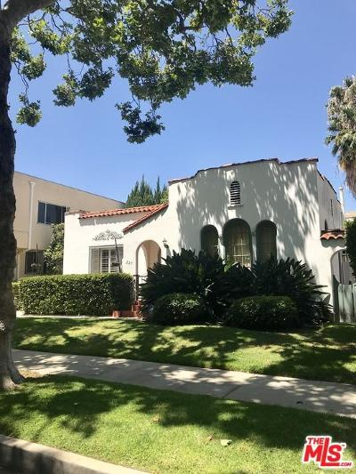Beverly Hills Rental For Rent: 227 North Swall Drive