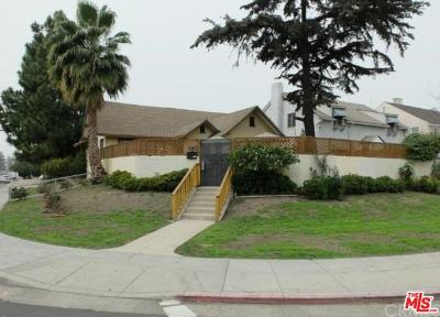 Los Angeles CA Single Family Home For Sale: $1,250,000