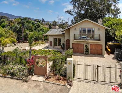 Single Family Home For Sale: 6022 Merritt Drive