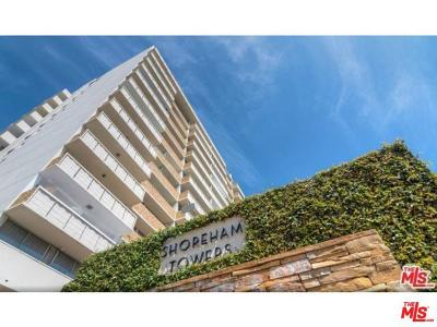 West Hollywood Rental For Rent: 8787 North Shoreham Drive #303