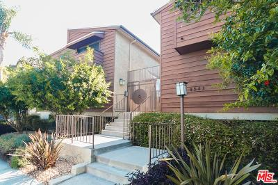 Studio City Condo/Townhouse For Sale: 4543 Coldwater Canyon Avenue #9