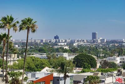 West Hollywood Condo/Townhouse For Sale: 8401 Fountain Avenue #16