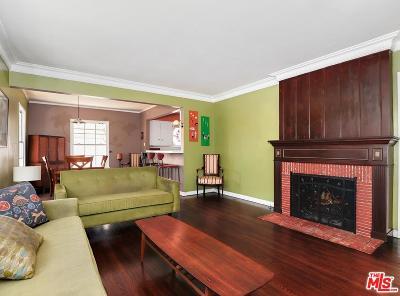 Toluca Lake Single Family Home For Sale: 10643 Blix Street