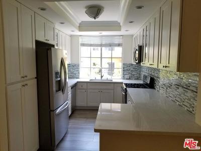 Condo/Townhouse For Sale: 1375 Kelton Avenue #206