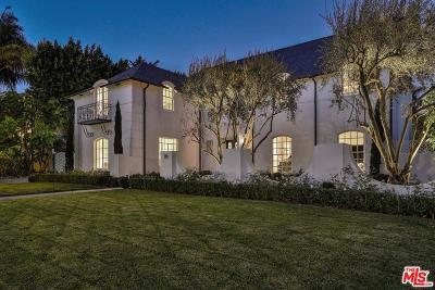 Single Family Home For Sale: 340 North Las Palmas Avenue