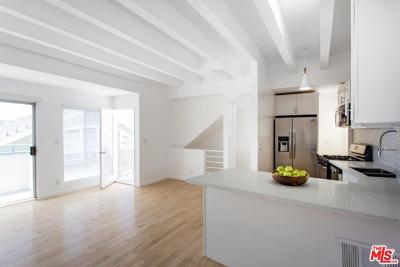 Santa Monica Rental For Rent: 245 Hollister Avenue #2