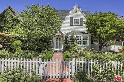 Single Family Home For Sale: 516 South Norton Avenue