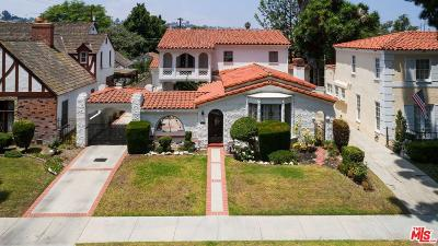 Los Angeles CA Single Family Home For Sale: $785,000
